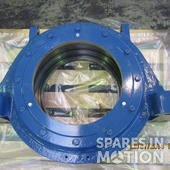 housing with accessories for rotor bearing Nordex S46 0